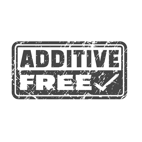 ADDITIVE FREE INGREDIENTS