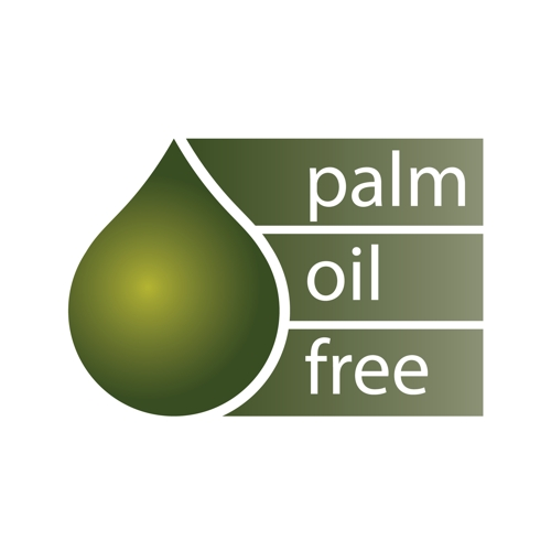 palm oil replacer and free